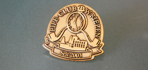 Pipe-Club Wriezen Pin